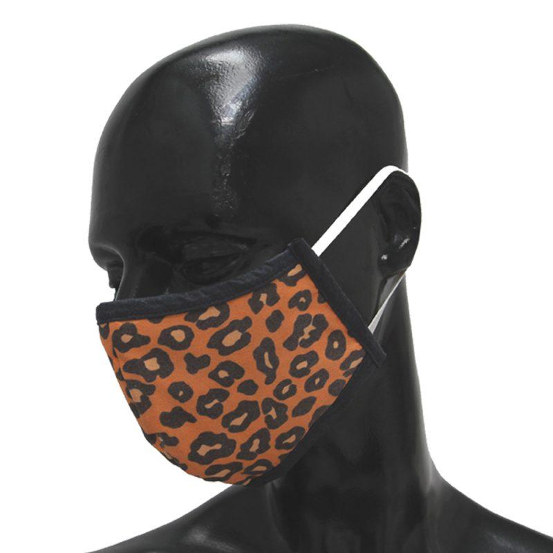 Leopardo-arancio